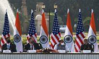 Mỹ, Ấn Độ ký hiệp ước quốc phòng, mua vũ khí, thắt chặt liên minh 'áp chế' Trung Quốc