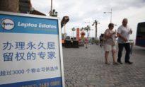 Người Trung Quốc bỏ chạy khỏi chính quyền đàn áp, đến các nước châu Âu để tị nạn