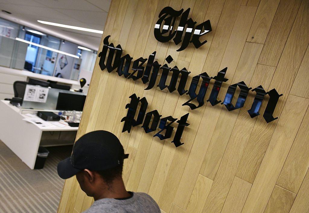 Washington Post công khai nhận tiền cho các quảng cáo từ ĐCSTQ và phát tán các nội dung tuyên truyền của Trung Quốc.