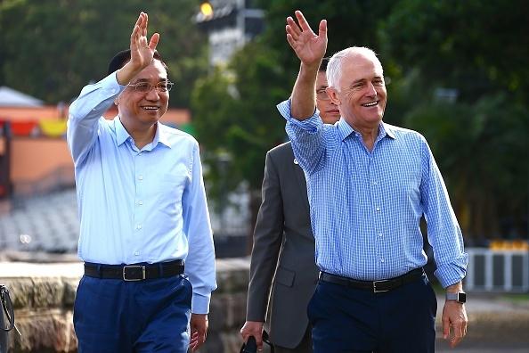 Úc - Trung: Những 'oan gia' hay gặp nhau ở 'ngõ hẻm'