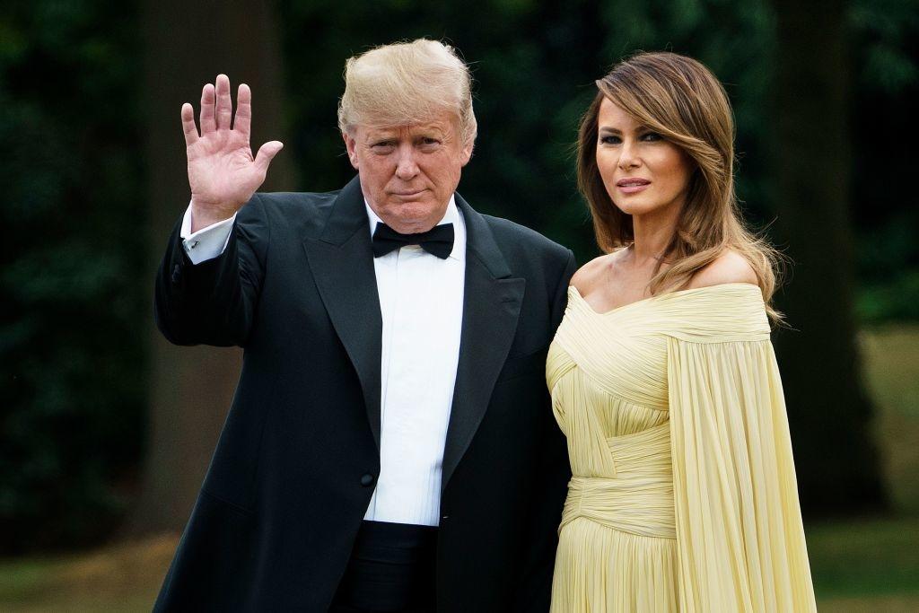 Nhiều người đã từng nghe thấy ông Trump la mắng hai người con trai Don Jr., Eric và cả cô con gái cưng Ivanka nhưng lại chưa bao giờ nghe thấy ông phàn nàn về bà Melania.