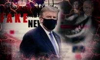 """Kịch tính: Tổng thống Trump """"dương tính"""" với virus Trung Quốc, và sự hả hê xen lẫn hoảng loạn của phe cánh tả"""