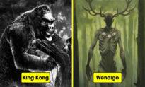 Những con thú thần thoại có thể có thật