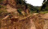 Sạt lở núi ở Quảng Trị khiến 22 người thuộc Sư đoàn 337 mất tích