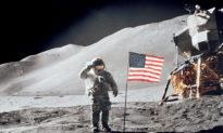 Trung Quốc và Nga không có tên trong hiệp ước của NASA về hành vi trên mặt trăng