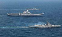 Lần đầu tiên hải quân Bộ Tứ tập trận chung, gửi thông điệp mạnh mẽ cho Trung Quốc