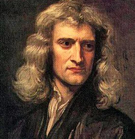 Mãi cho đến thế kỷ thứ 18, nhà vật lý vĩ đại Newton cuối cùng đã tạo ra một bước đột phá lớn.