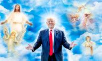 Nhà truyền giáo dự đoán ông Trump sẽ thắng cử: Các Thiên Thần đang trợ giúp ông ấy
