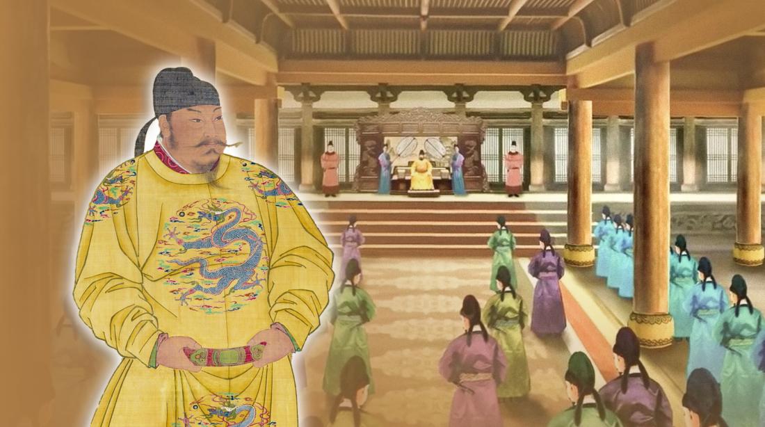 Bách tính hiến kế, Đường Thái Tông chính trực đối đãi