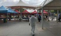 Tân Cương Trung Quốc tái bùng phát dịch bệnh viêm phổi Vũ Hán, phong tỏa thành phố Kashgar