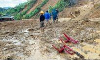 Thủy điện Đắk Mi 4 xả lũ, cuốn trôi cả trăm nhà dân ở Quảng Nam