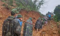 Sạt lở núi ở Quảng Trị: Tìm thấy 5 thi thể trong số 22 người mất tích