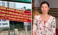 Cảm động vợ chồng chủ quán miễn phí tiền cơm cho tất cả đoàn thiện nguyện miền Trung