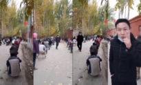 Một phụ nữ Tân Cương bị đe dọa bắt giữ vì nói thành phố phong tỏa do dịch bệnh