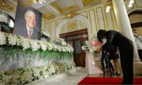 Tổng thống Đài Loan đầu tiên sinh ra tại quốc đảo qua đời