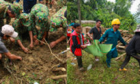 Trà Leng: Dân làng khóc nghẹn khi thấy thi thể bọc đất của bé trai 10 tháng tuổi