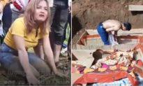 Nỗi đau thấu trời tại Trà Leng: 'Ba, má, con, em ruột tôi bị chôn vùi trong đất hết rồi'