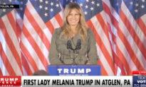 """Melania Trump vạch mặt Big Media: """"Truyền thông yêu quý chồng tôi trước khi anh ấy quyết định tranh cử Tổng thống"""""""