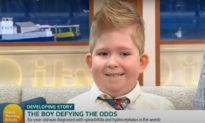 Sống sót kỳ diệu: Cậu bé sinh ra không có não, kinh ngạc nhất não 'tự dưng' phát triển trở lại