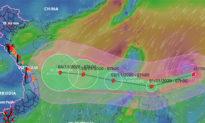 Siêu bão Goni giật cấp 17 mạnh thế nào?
