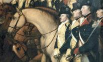 Những câu chuyện về Tướng quân Washington: Ba chàng ngự lâm trẻ
