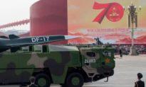 Trung Quốc triển khai tên lửa siêu thanh đến gần Đài Loan