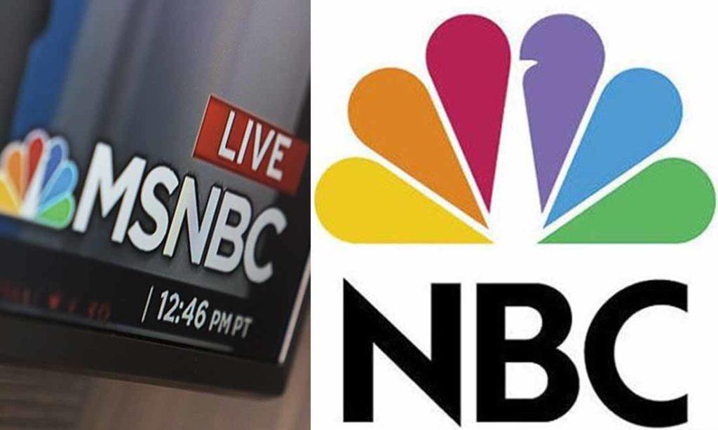 Cả MSNBC và NBC News đều được điều hành bởi NBC Universal, một tập đoàn có quan hệ tài chính sâu rộng với ĐCSTQ.