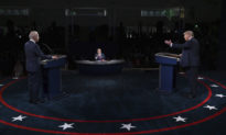 Cuộc tranh luận đầu tiên: Tổng thống Trump bị người dẫn chương trình ngắt lời liên tục so với Joe Biden