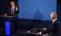 Xếp hạng cuộc tranh luận đầu tiên Trump - Biden, Tổng thống Trump cực kỳ hài lòng