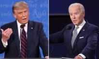 Tổng thống Trump và ứng cử viên Biden tranh luận lần cuối