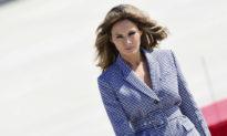 Melania Trump phản bác lại CNN vì đã tung tin đồn thất thiệt về bà