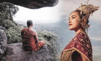 Truyền thuyết luân hồi của công chúa Thái ngủ trong rừng và cao tăng giải mối ân oán 300 năm