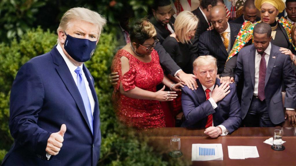 TT Trump nhiễm virus Vũ Hán: Tái ông mất ngựa, biết đâu đó lại là phúc