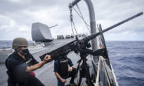 Tàu chiến Mỹ tiến gần Hoàng Sa, Trung Quốc nói 'chưa được phép'