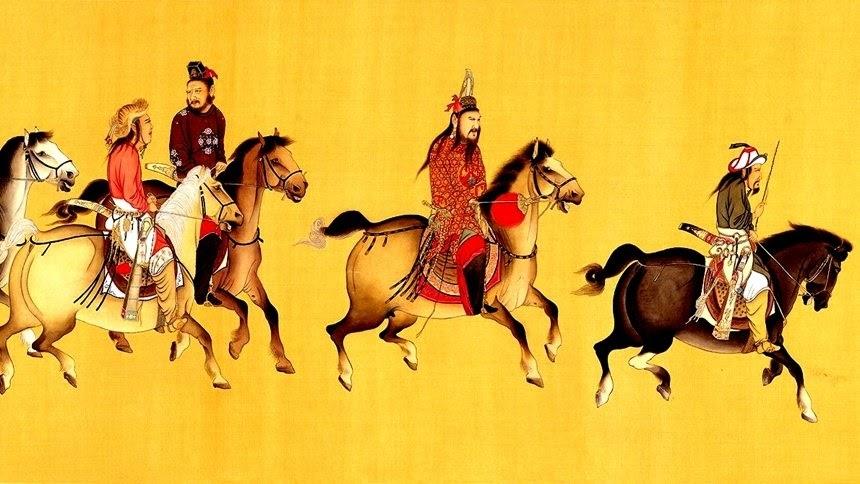 Hoàng đế trên đường tháo chạy mắc bệnh vẫn không bỏ dâm dục, kết cục chết thảm thành 'xác ướp'