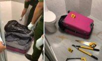 [Clip] Phát hiện thi thể trong vali ở TP.HCM: Cả nạn nhân và nghi can đều là người Hàn Quốc
