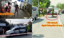 [CLIP] Toàn cảnh vụ cứu vợ bị bắt cóc, chồng đâm thương vong 3 người