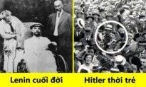10 bức ảnh lưu lại những khoảnh khắc hiếm có trong lịch sử