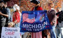 Chiến thắng đảo chiều từ Biden sang Trump tại một hạt của Michigan sau khi sửa lỗi 'trục trặc'