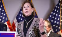 Bà Powell trình đơn kiện mới tại Arizona, cảnh báo về việc thao túng phần mềm Dominion