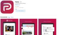 Parler, ứng dụng mạng xã hội thay thế cho Twitter, được tải nhiều nhất trên Apple Store