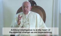 Giáo hoàng Francis kêu gọi người Công giáo cầu nguyện cho 'Robot có đạo đức'