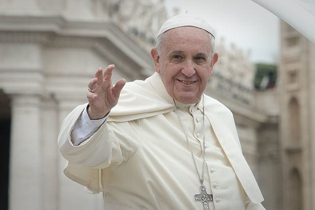 Tài khoản Instagram của Giáo hoàng Francis bị phát hiện 'thích' một bức ảnh người mẫu bikini