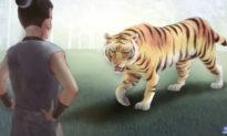 Câu chuyện thời nhà Thanh: Chàng thư sinh hóa hổ