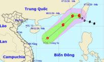 Bão Atsani giật cấp 11 đã vào Biển Đông, trở thành bão số 11