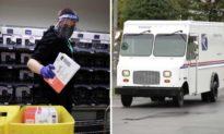 Nhân viên Bưu điện Hoa Kỳ bị bắt tại biên giới Canada với lá phiếu đánh cắp trong thùng xe