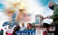 Bầu cử Mỹ bế tắc: Thần đang thử thách đức tin của chúng ta