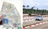 Quốc hội không đồng ý tách luật, không chuyển cấp giấy phép lái xe sang Bộ Công an