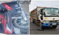 Va chạm xe tải trên đường đến trường, 2 nữ sinh lớp 10 tử vong thương tâm