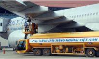 Đề xuất giảm 30% thuế môi trường nhiên liệu bay kéo dài đến hết năm 2021